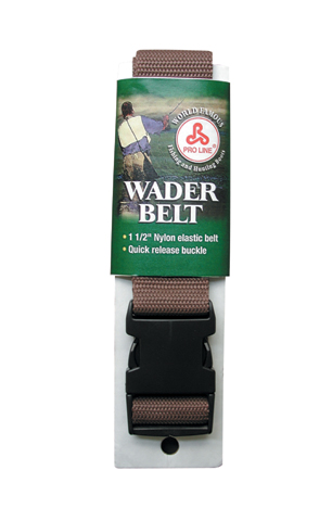 Proline Wader Belt, Brown 0000Belt